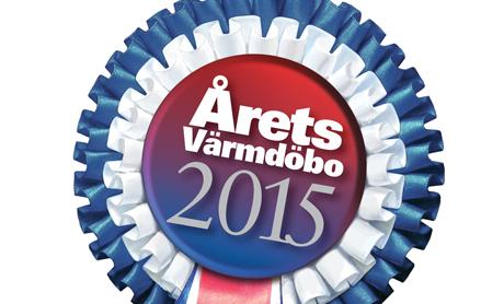 Årets värmdöbo logotyp